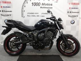 Yamaha Fazer 600 Fz6 2009 Otimo Estado Aceito Moto