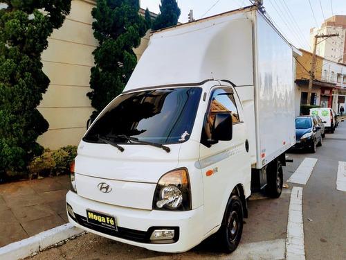 Hyundai Hr 2.5 Diesel Com Bau Direção Hidraulica Doc Ok 2014