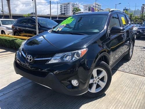 Toyota Rav4 2014 Full Clean Sunroof Piel Camara