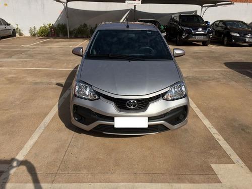 Toyota Etios Ready! 1.5 Flex 16v 5p Aut