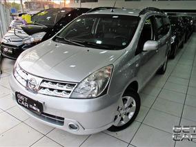 Nissan Grand Livina Livina 1.8 Sl 16v Flex 4p Automatico