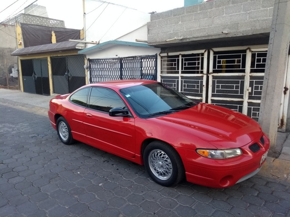 Pontiac Grand Prix Gt Coupe Mt 1999
