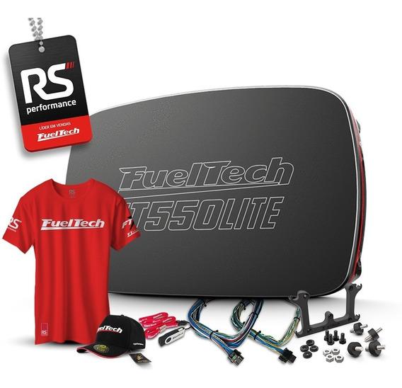 Fueltech Ft550 Lite Chicote 3 Metros + Super Brindes