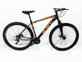 Bicicleta 29 Wny 24 Vel.cambio Shimano Freio Á Disco