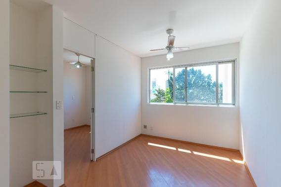 Apartamento No 4º Andar Com 1 Dormitório E 1 Garagem - Id: 892971555 - 271555