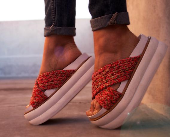 Sandalias Mujer Zapato Plataforma Gomon Verano 2019
