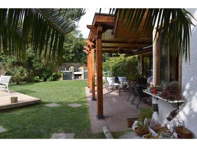 Casa De Calidad Construída Con Muy Buen Gusto En Curauma