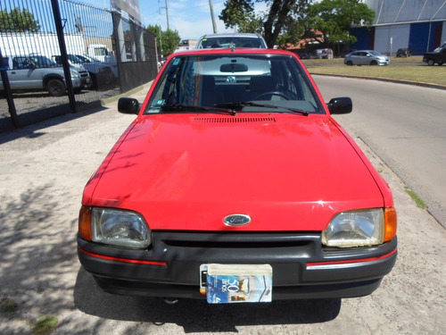 Ford Escort Gl Con Aire  De Fabrica Unico Impecable