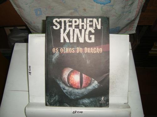 Livro - Os Olhos Do Dragão - Stephen King