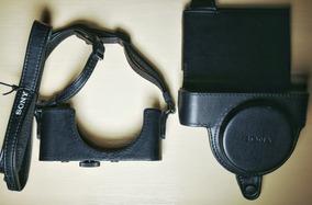 Capa Case Original Sony Para Todos Os Modelos Sony Rx100
