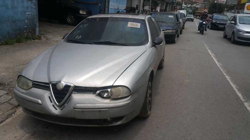 Alfa Romeo 156 1998 1999 (sucata Somente Peças)