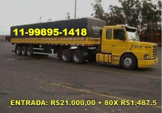 Scania 113/360 Graneleiro 98