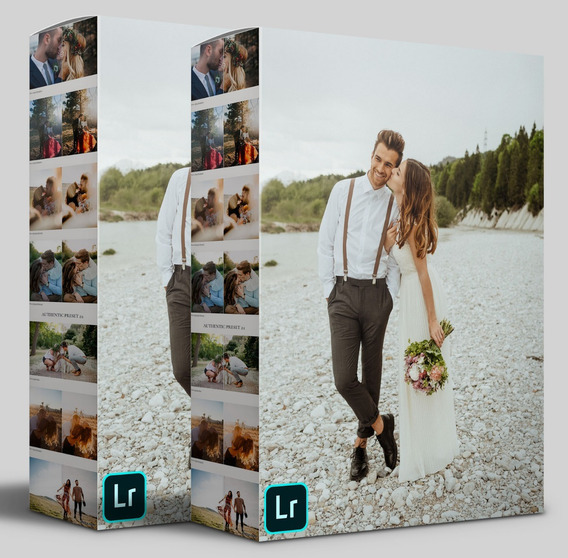 Authentic Love Lightroom Presets - Lançamento