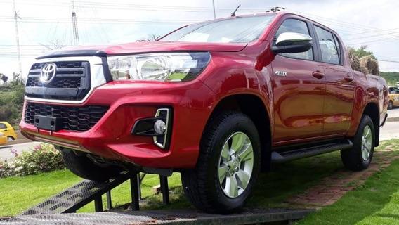 Toyota Hilux D,c 4x4 Diesel 2800 C.c