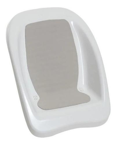 Assento Redutor Elevação Para Banheira Bebe Galzerano Branco