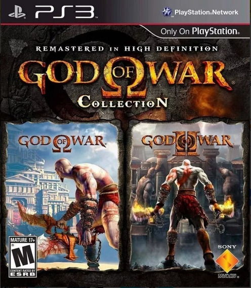 God Of War Collection Ps3 - Play Mexico