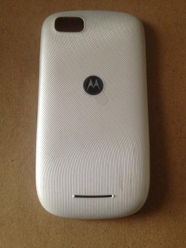 Tapa Bateria Celular Motorola Me632 Original Perfecta