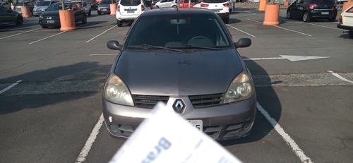 Renault Clio 2007 1.0 16v Expression Hi-flex 5p