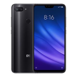 Celular Xiaomi Mi 8 Lite 64gb 4gb Ram Dual Sim Negro