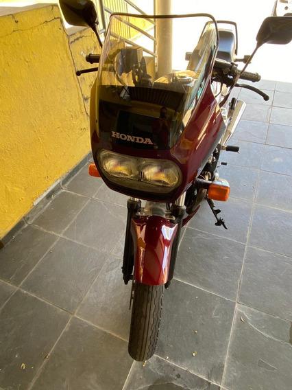 Honda Cb X 750
