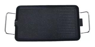 Parrilla eléctrica Winco W15 220V negra