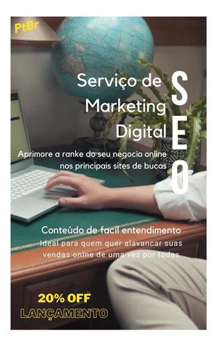 Imagem 1 de 1 de E-book Artigo Serviço De Marketing Digital Potencial Rank