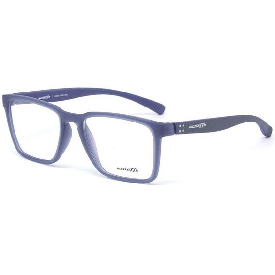Arnette An7156l 2554 54 - Cinza/azul Fosco