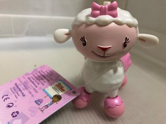 Mini Lambie Doutora Brinquedos 9/8 Cm - Anda E Canta