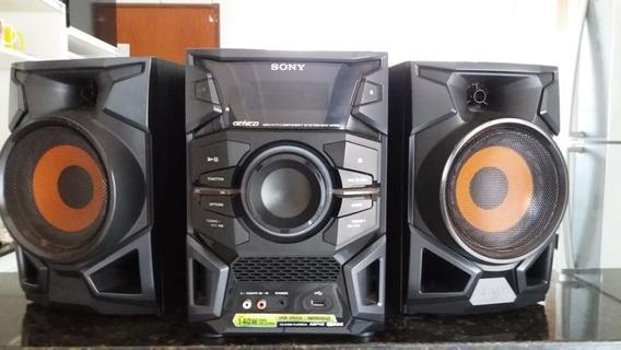 Som Sony - Mini System Mhc-ex 66
