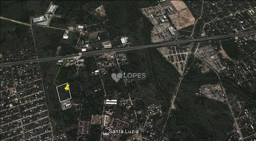 Terreno À Venda, 5038 M² Por R$ 600.000,00 - Santa Luzia - São Gonçalo/rj - Te2567