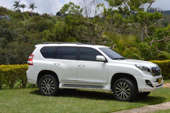 Toyota Prado Tx-l Cara Nueva Luxury
