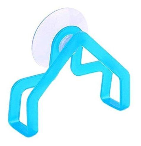 Euone® Dish Cloths Rack Suction Sponge Holder Clip Rag Rack