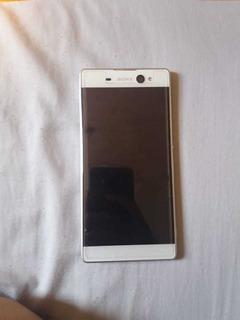 Smartphone Sony Xa Ultra F3216 Tela De 6.2..... Câmera