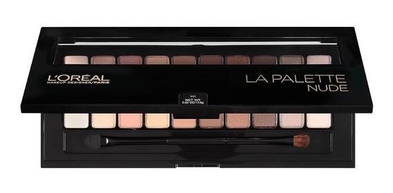 Loreal Paris La Palette Nude 111 Lacrado 17,5g