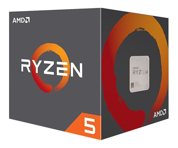Micro Procesador Amd Ryzen 5 2600 3.9ghz Am4 Mexx