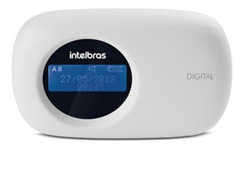 Teclado Cableado Lcd Alarma Intelbras Xat4000 Martinez