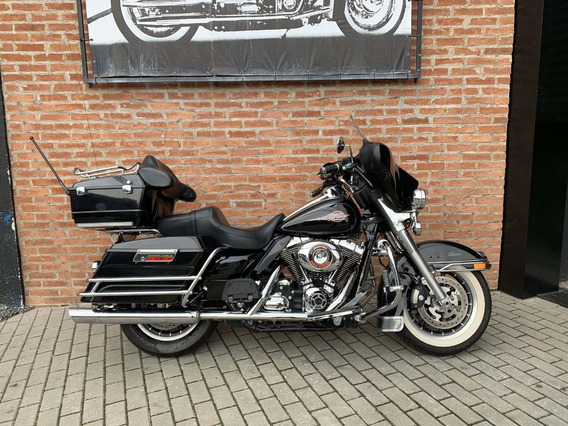 Harley Davidson Electra Glide Classic 2008 Impecável
