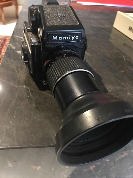 Mamiya Camera M645.