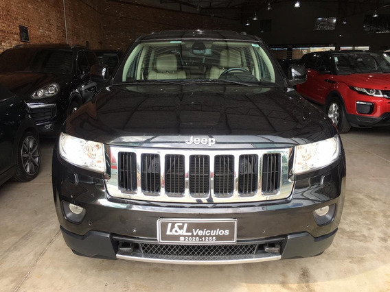 Jeep Grand Cherokee 3.0 Limited 4x4 V6 24v Turbo Diesel 4p
