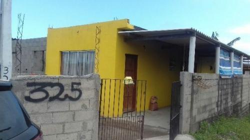 Casa No Jardim Somar, Em Peruíbe, Ref. 3240 M H
