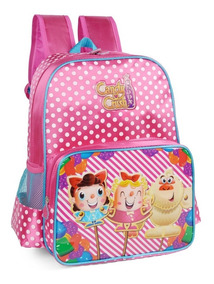 Mochila Infantil Escolar Luxcel Is31741cr