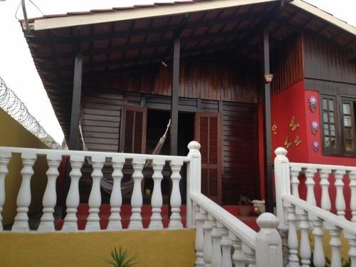 Casa Com 3 Quartos Para Comprar No Pedra Azul Em Contagem/mg - 2786