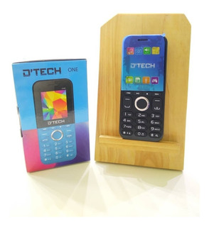 Telefono D´tech One Dualsim