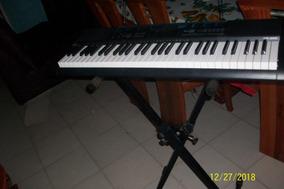 Organo Musicales Casio Ctk 1200 Nuevo Con Mesa Y Regulador