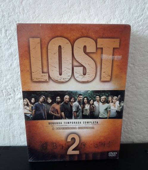 Dvd Lost 2ªTemporada - Lacrado