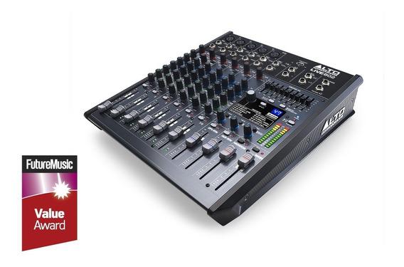 Alto Live 802 Consola Audio Analoga 8 Canales Mezclador