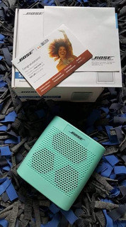 Parlante Bose Soundlink Inalámbrico Bluetooth Oferta Color