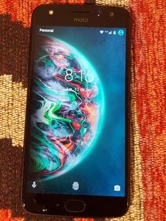 Motorola Moto X4 Dual Sim 64gb-5 Meses De Uso