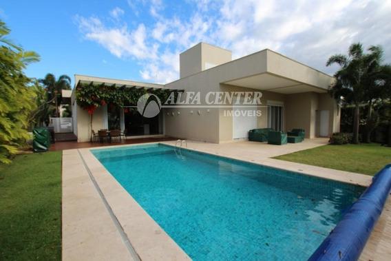 Casa Com 4 Dormitórios À Venda, 475 M² Por R$ 4.800.000,00 - Residencial Alphaville Flamboyant - Goiânia/go - Ca0527