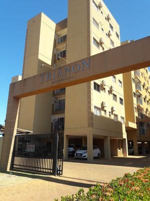 Apartamento Em Plano Diretor Norte, Palmas/to De 60m² 2 Quartos À Venda Por R$ 170.000,00 - Ap242727
